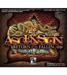 Produkt Ascension: Return of the Fallen