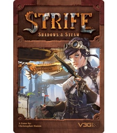Produkt Strife: Shadows & Steam