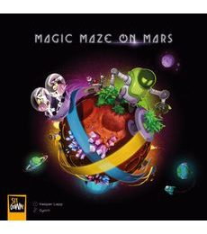 Produkt Magic Maze on Mars