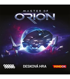 Produkt Master of Orion CZ