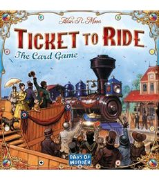 Produkt Ticket to Ride: The Card Game