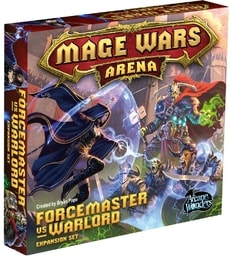 Produkt Mage Wars Arena: Forcemaster vs Warlord