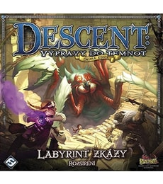 Produkt Descent: Labyrint zkázy