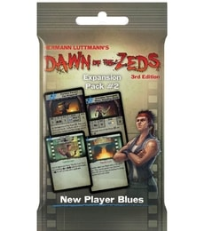 Produkt Dawn of the Zeds: New Player Blues