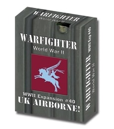 Produkt Warfighter: UK Airborne!