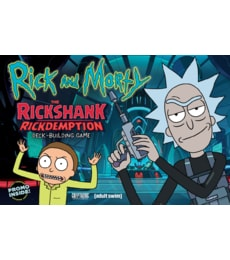 Produkt Rick and Morty: The Rickshank Rickdemption - Deck-Building Game