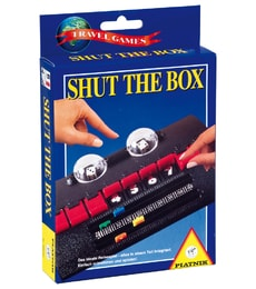 Produkt Shut the box - Šance