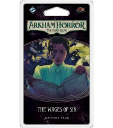 Produkt Arkham Horror: The Card Game - The Wages of Sin