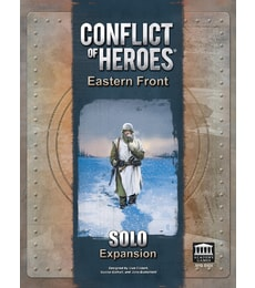 Produkt Conflict of Heroes: Eastern Front - Solo Expansion
