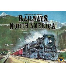Produkt Railways of North America