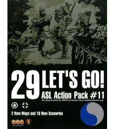 Produkt ASL Action Pack 11: Let`s Go!