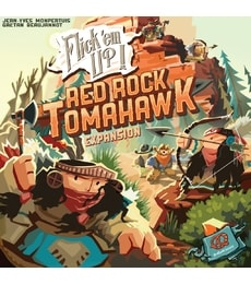Produkt Flick 'em Up: Red Rock Tomahawk
