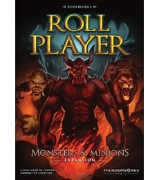 Produkt Roll Player: Monsters & Minions
