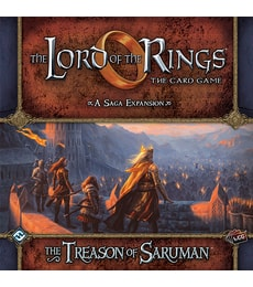 Produkt The LOTR: LCG - The Treason of Saruman