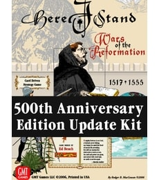 Produkt Here I stand: 500th Anniversary Upgrade Kit