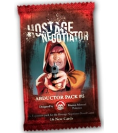 Produkt Hostage Negotiator: Abductor Pack 5
