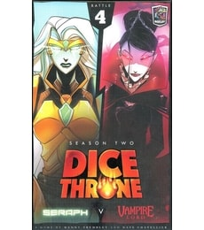 Produkt Dice Throne: Seraph v Vampire Lord