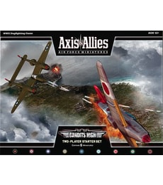Produkt Axis & Allies: Bandits High - Starter Set