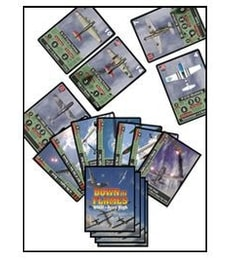 Produkt Down in Flames: Aces High - Extra Decks