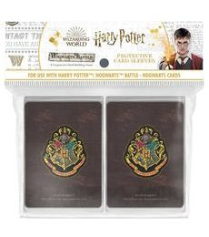 Produkt Obaly na karty (66x91) Harry Potter: Hogwarts Battle 160 ks