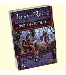 Produkt The LOTR: LCG -The Dunland Trap - Nightmare deck
