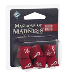 Produkt Mansions of Madness: Dice Pack