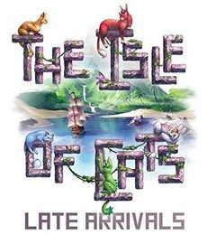 Produkt The Isle of Cats: Late Arrivals