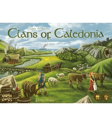 Produkt Clans of Caledonia