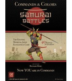 Produkt Commands & Colors - Sammurai Battles