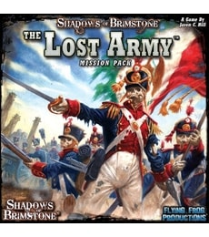 Produkt Shadows of Brimstone: The Lost Army
