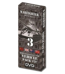 Produkt Warfighter: Vehicle Pack 3!