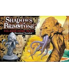 Produkt Shadows of Brimstone: XL-Sizde Enemy Pack - Wasteland Terralisk