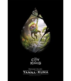 Produkt The City of Kings: Yanna + Kuma