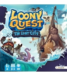 Produkt Loony Quest: The Lost City