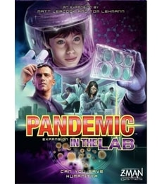 Produkt Pandemic: In the Lab Expansion