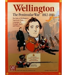 Produkt Wellington - The Peninsular War