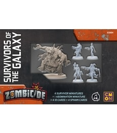 Produkt Zombicide: Survivors of the Galaxy
