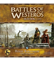 Produkt Battles of Westeros: House Baratheon Army