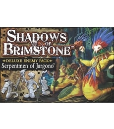 Produkt Shadows of Brimstone - Serpentmen of Jargono
