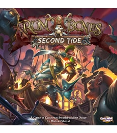 Produkt Rum & Bones: Second Tide