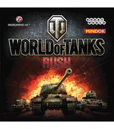 Produkt World of Tanks: Rush + bonusové karty