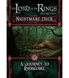 Produkt The LOTR: LCG - A Journey to Rhosgobel Nightmare Deck