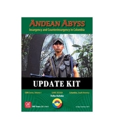 Produkt Andean Abyss: Second Edition Updates to the Non-Player Rules & Non- Player Examples