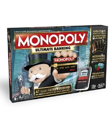 Produkt Monopoly Ultimate Banking