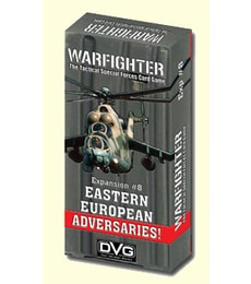 Produkt Warfighter Expansion 8: Eastern Europe Adversaries