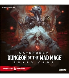 Produkt Dungeons & Dragons: Waterdeep - Dungeon of the Mad Mage