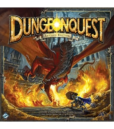 Produkt DungeonQuest - fourth edition