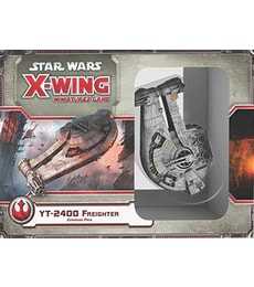 Produkt Star Wars X-Wing: YT-2400 Freighter