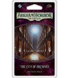 Produkt Arkham Horror: The Card Game - The City of Archives