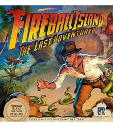 Produkt Fireball Island: The Last Adventurer